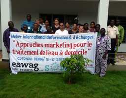 Workshop Benin